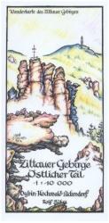 Zittauer Gebirge - Östlicher Teil