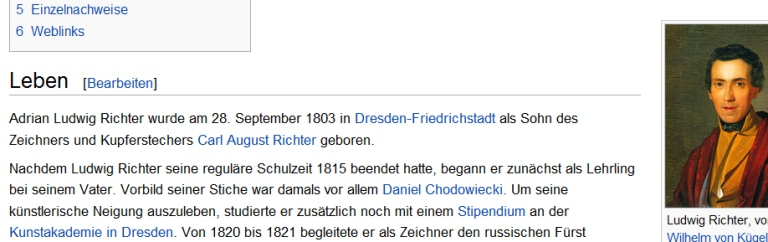Wikipedia: Ludwig Richter